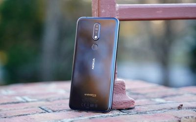 The Nokia 7.1 Android Phone! A Pure Display