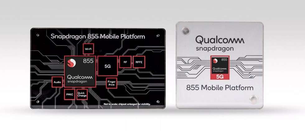 Qualcomm Comes with Snapdragon 855 Processor! 5G Phones