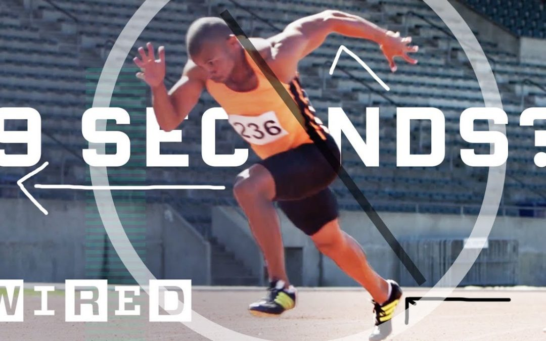 Can A Man Run 100 Meter in 9 Seconds?