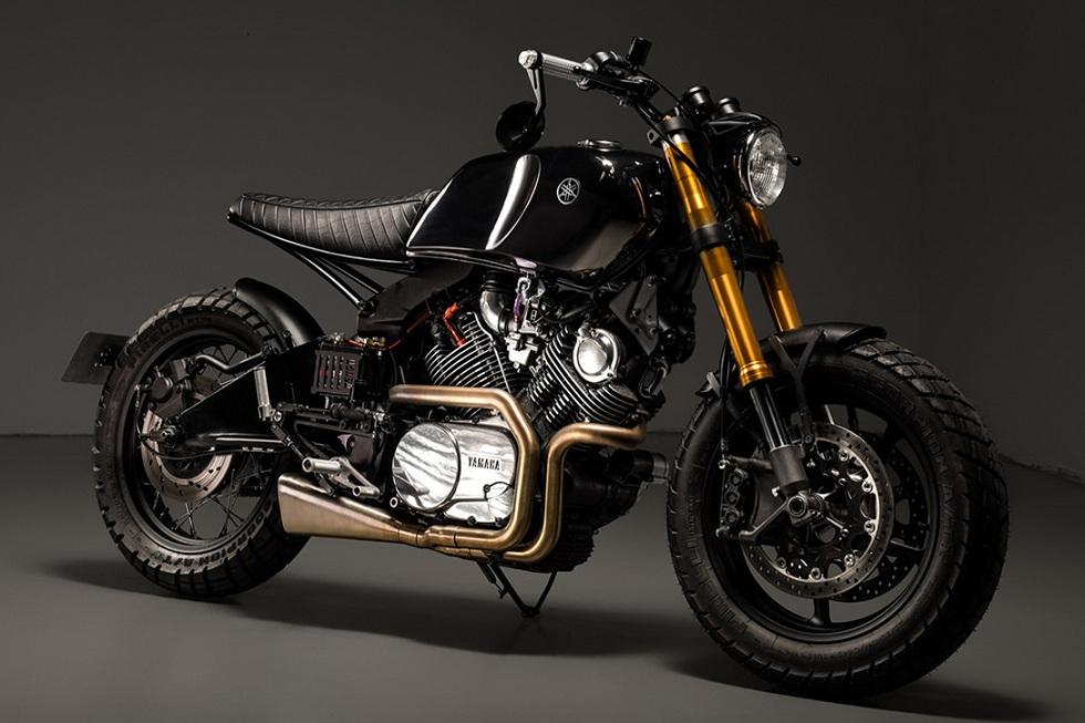 Yamaha TR1 '981'! Bold & Beautiful