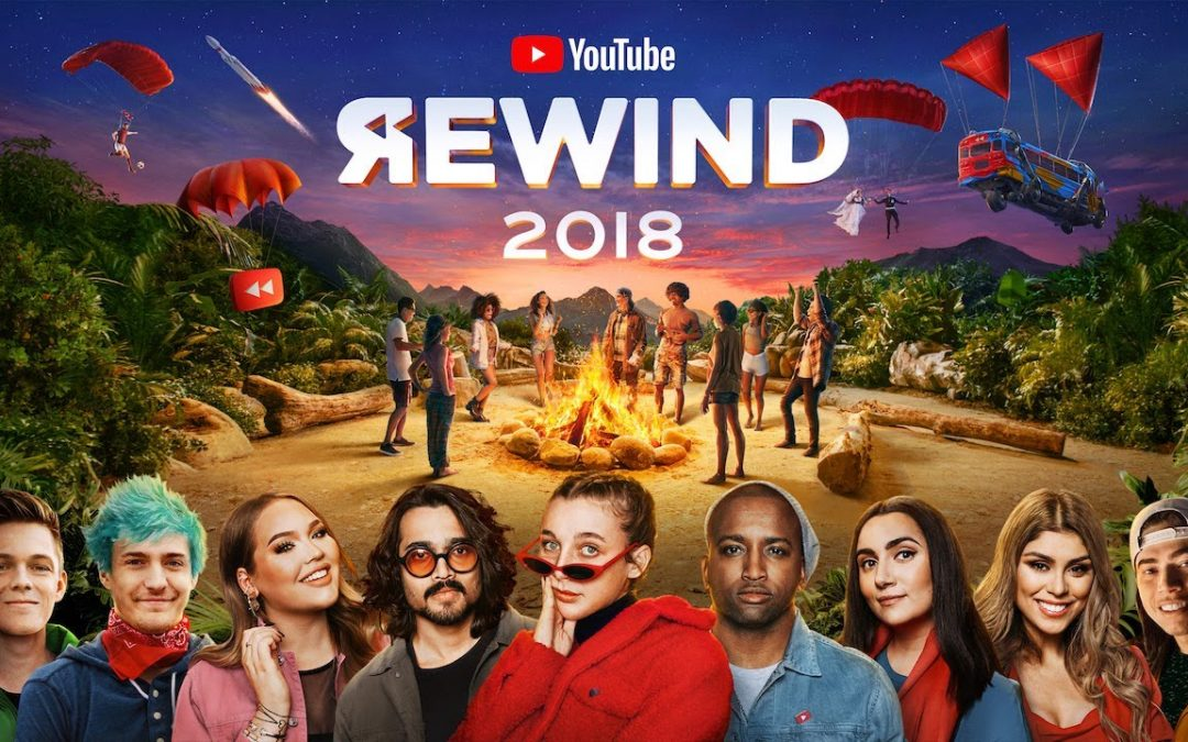 Whats Wrong with YouTube Rewind Video?
