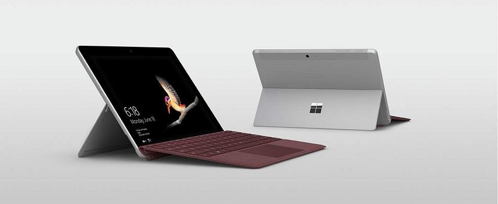 Fun, Portable and Usable! Microsoft Surface Go