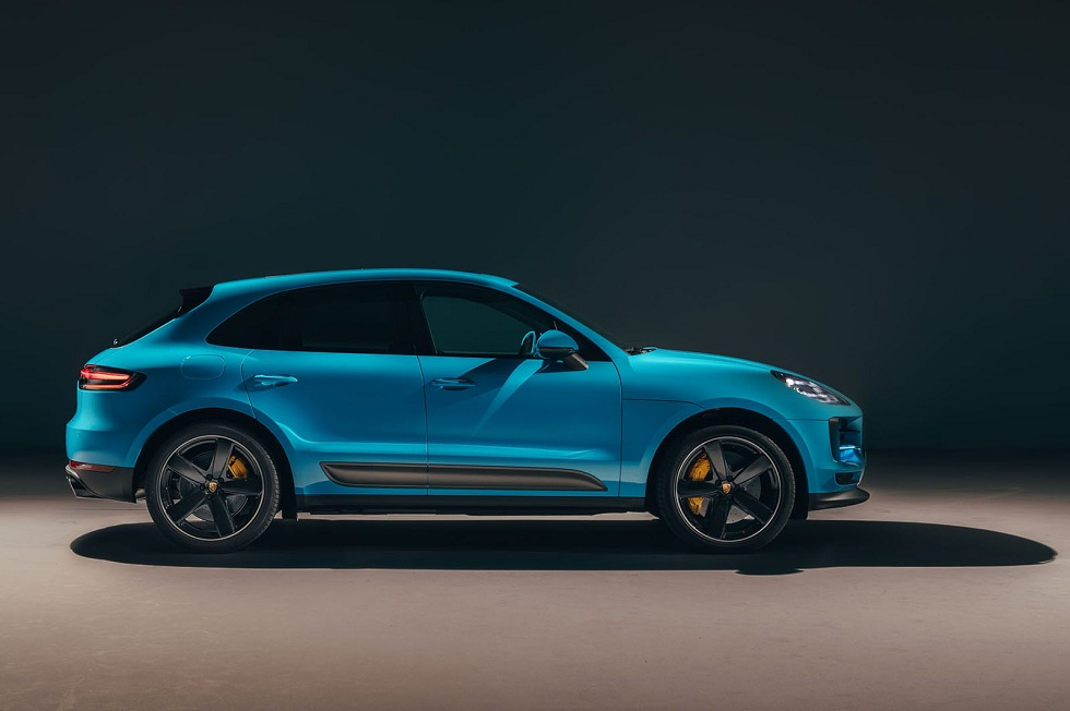 New Porsche Macan S! First Drive