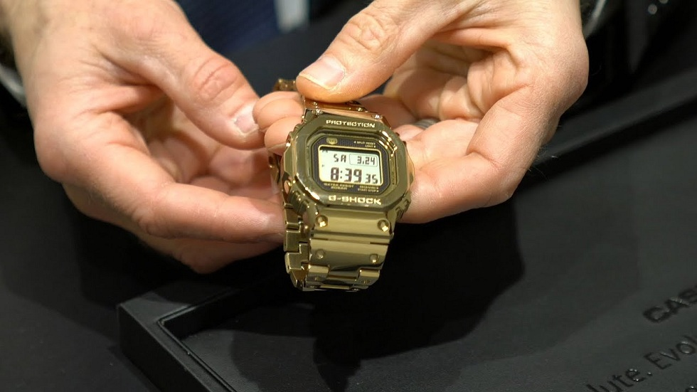Casio's G Shock New Edition for Metal Lovers