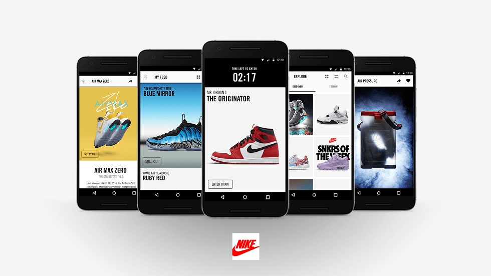 Nike's SNKRS App has changed the Sneakers buying Trends