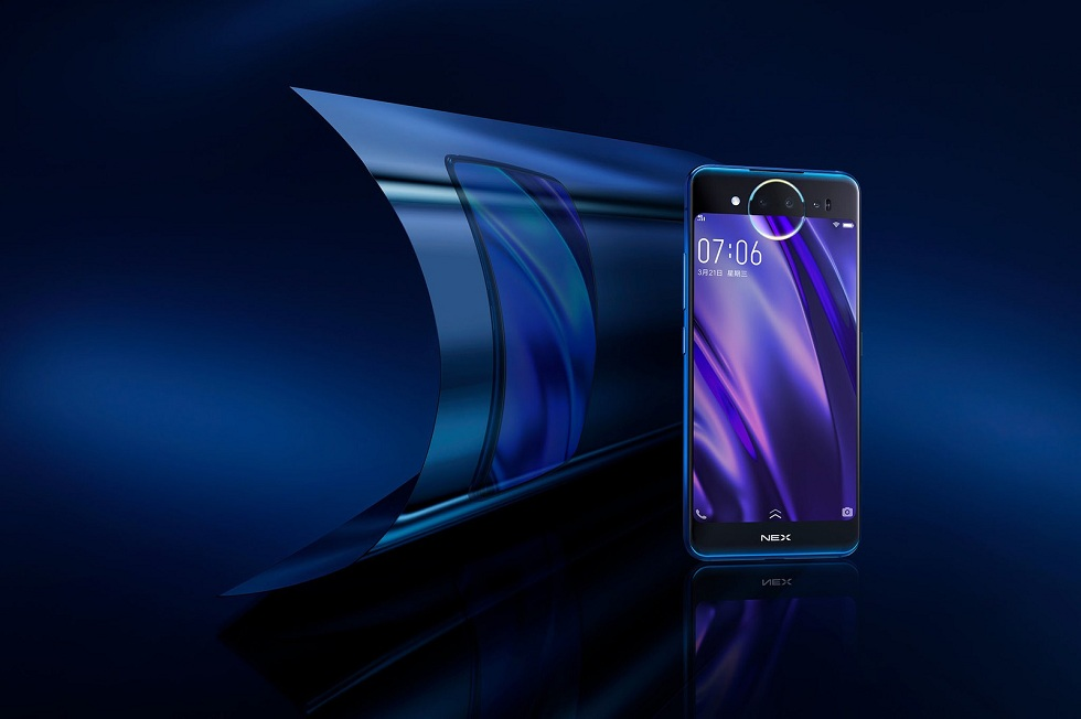 Time to Have Dual Display Phones! Vivo New NEX