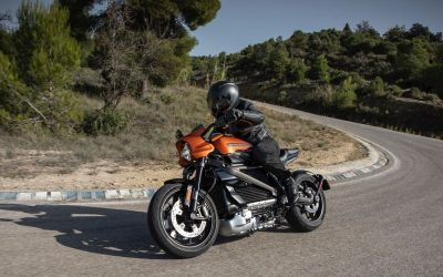 Harley-Davidson's LiveWire Coming This Year