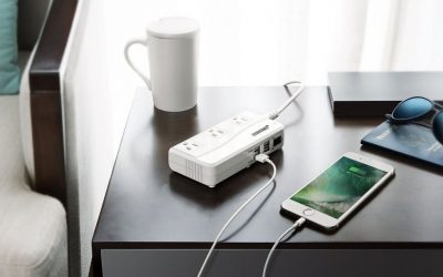 The Top Travel Plug Adapter