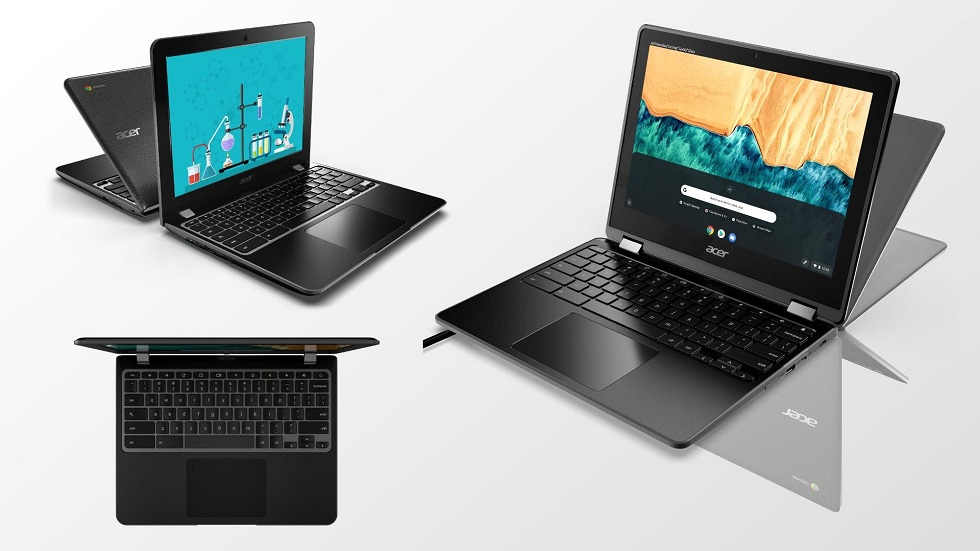 Acer announces two new 12-inch Chromebooks