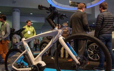 Cybic E-Legend! The Alexa Control Bike
