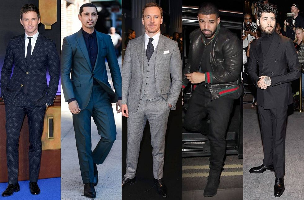 The Best-Dressed Men in The World