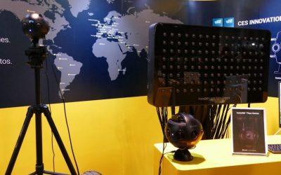 Get the 11K VR Cameras! Insta360 Titan
