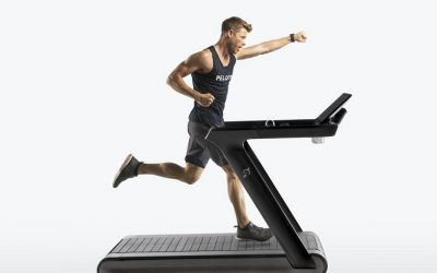 Peloton Tread Running Machine! Your Running Partner