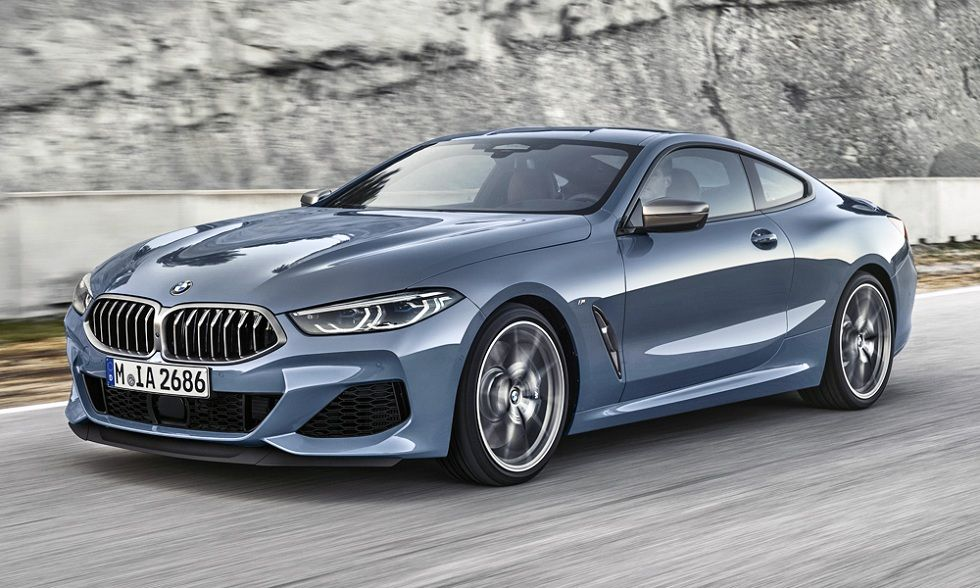 New BMW M850i Coupe! Stunning Drive