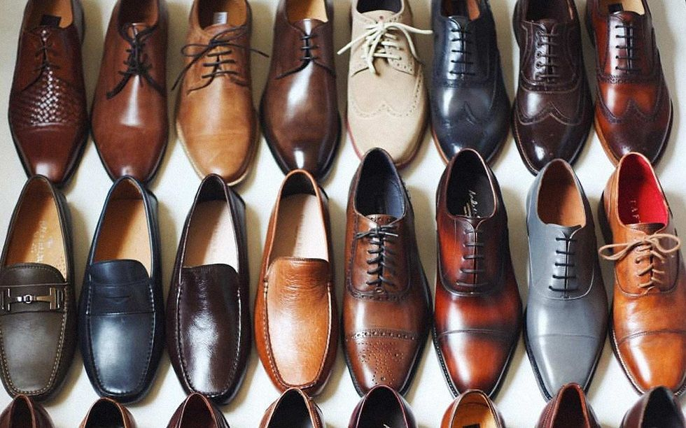 The Home Of Shoemaking! British Shoe Brands