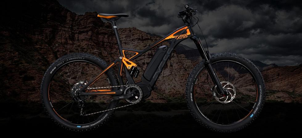 Bafang Ultra electric bicycle