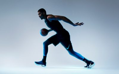 Nike's Adapt BB! Self-lacing Basketball Shoe