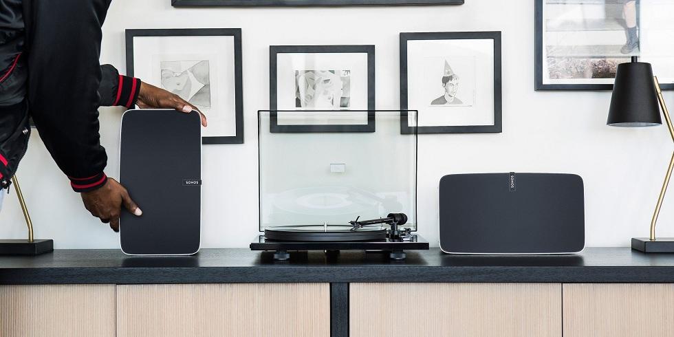 Sonos and Ikea's Symfonisk smart speakers