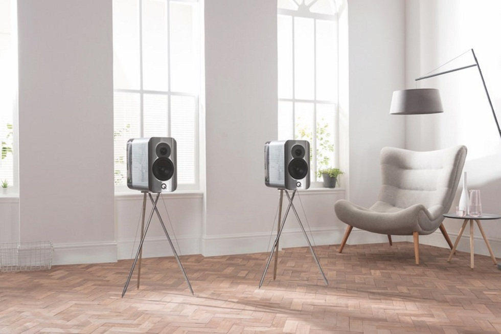 Worry about the speaker and stand! Get Concept 300 speakers