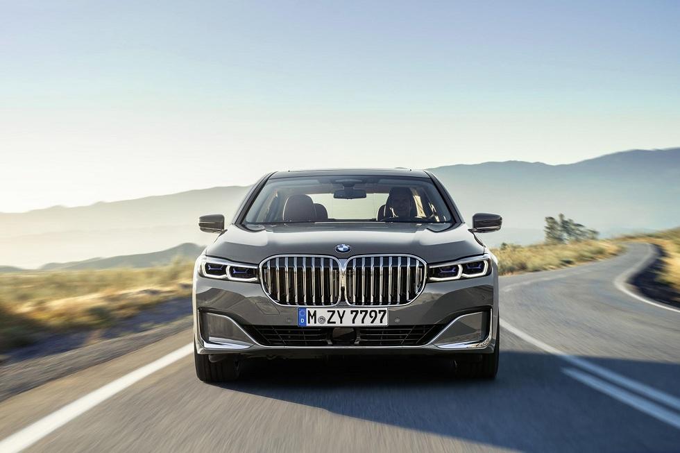 2020 BMW 745e! The Hybrid Edition