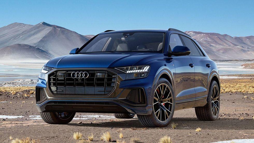 2019 Audi Q8! A Perfect adventure Partner