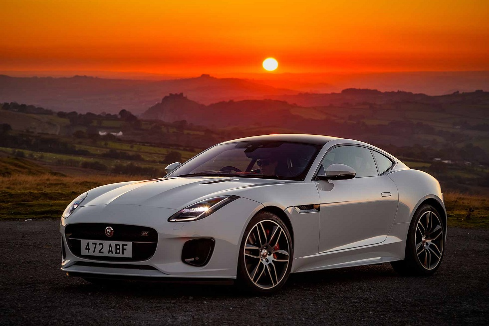 Jaguar 2020 F-Type Checkered Flag Limited Edition