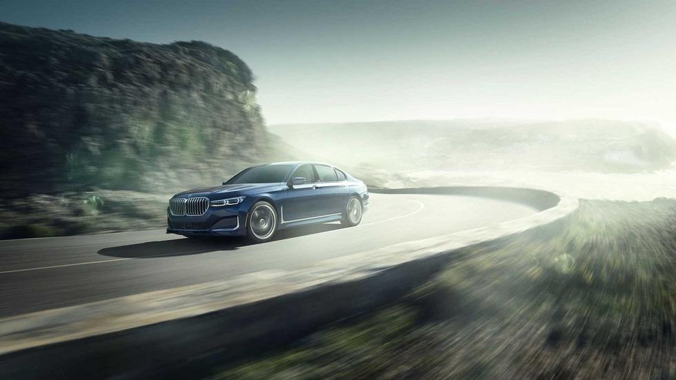2020 Alpina B7! The Fastest Sedan