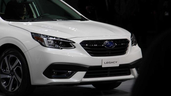2020 Subaru Legacy! With Powerful Engine | MENTITUDE