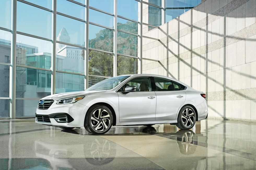 2020 Subaru Legacy! With Powerful Engine
