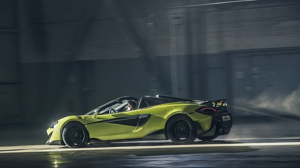 2020 McLaren 600LT Spider! The Track Racer