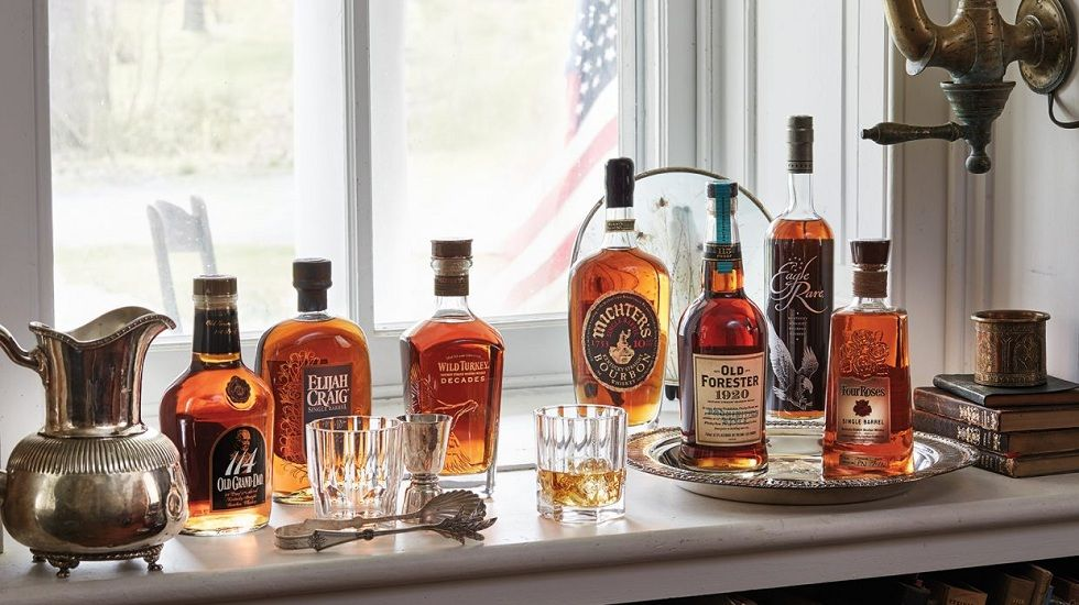 Can You Handle Kentucky Bourbons! Are You In