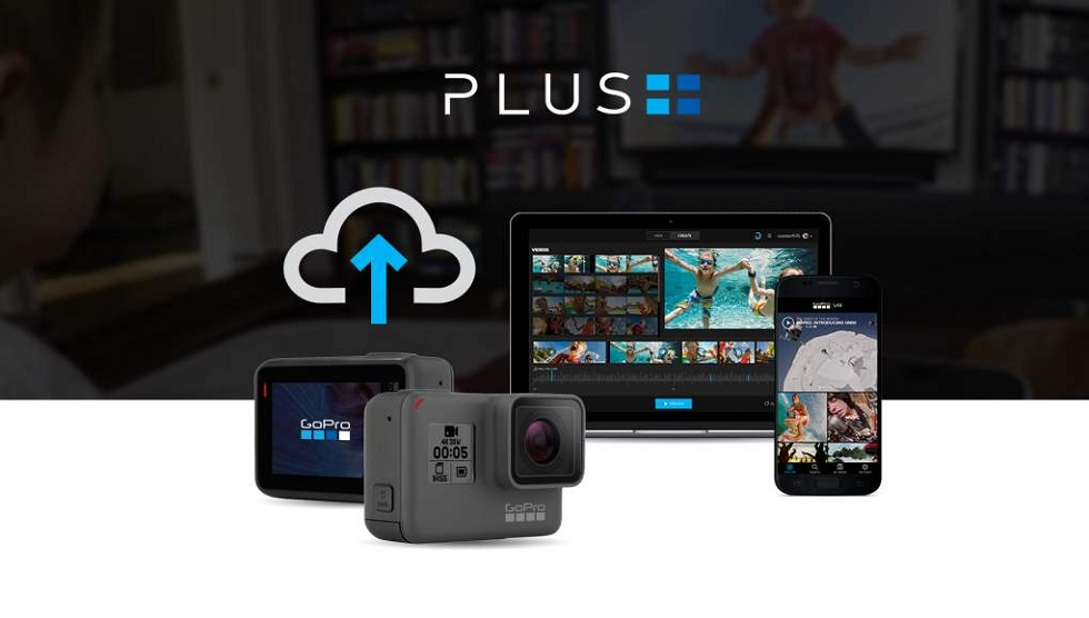 GoPro Plus! With Unlimited Video storage
