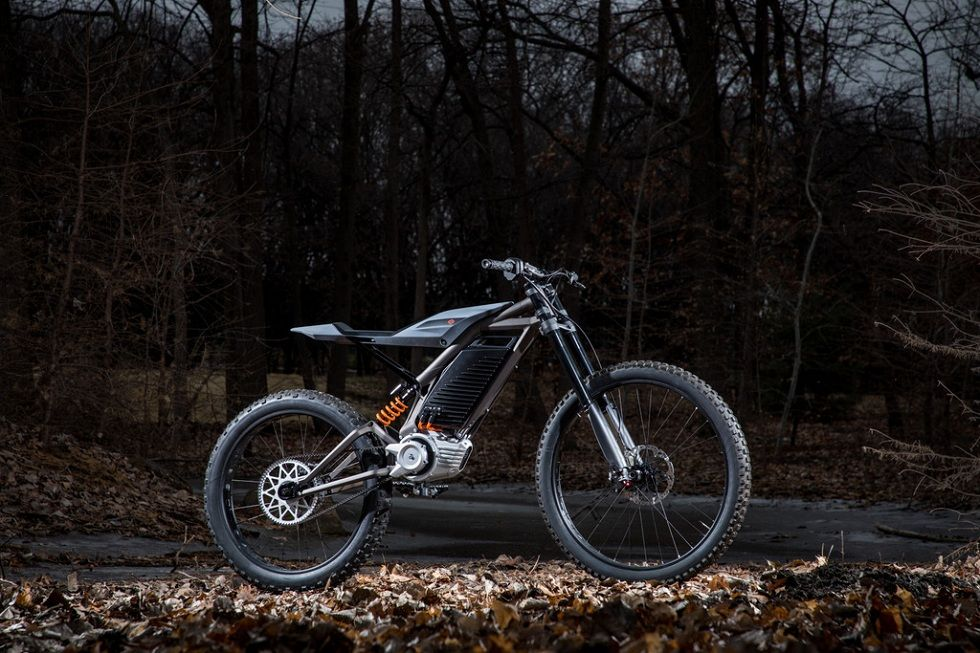 Harley Davidson E-Bikes! The Electric Solution