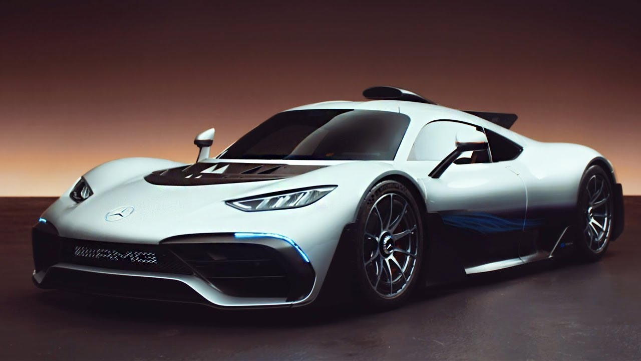 The Ultimate Hypercar! Mercedes-AMG Project One