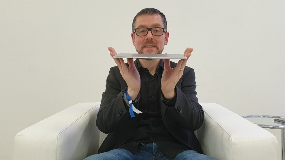 Samsung Galaxy Tab S5e! Thinnest and Lightest