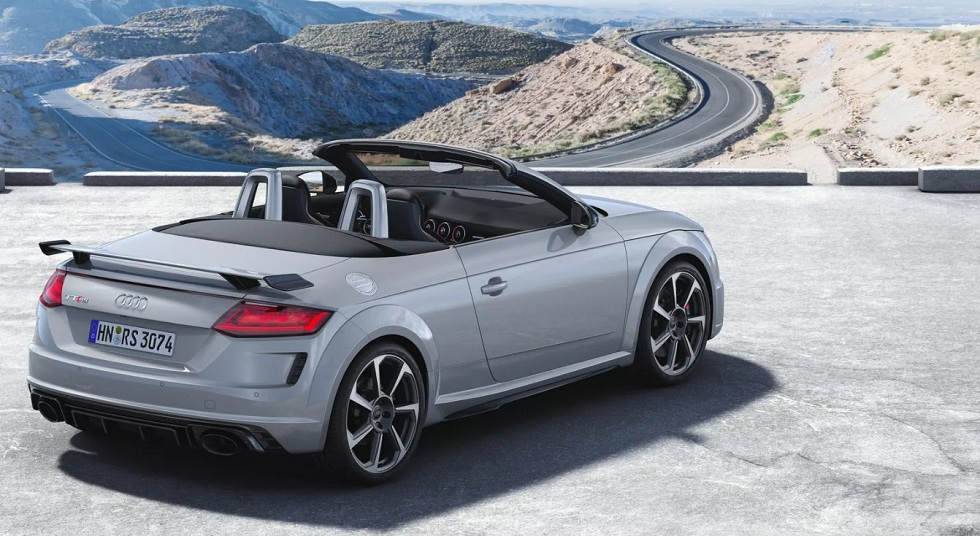 2019 Audi TT RS! The Updated Version