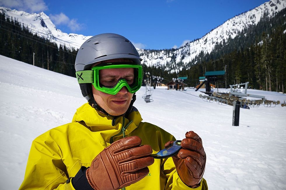 World best Ski Goggles! Enjoy Your adventurer