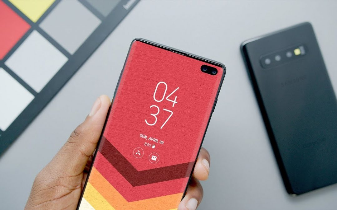 All you want to know about Samsung Galaxy S10