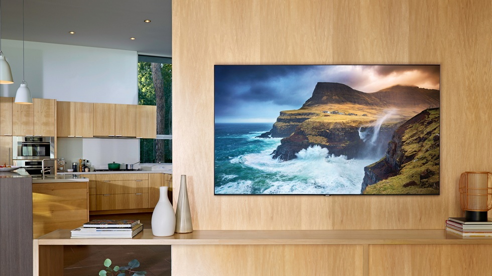 Samsung launches full 2019 QLED TV series