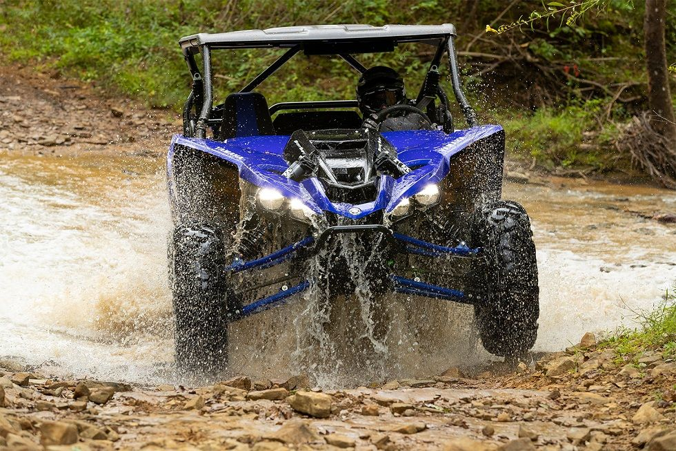 Yamaha YXZ 1000R! Your Adventure Ride