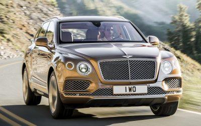 The New Bentley Bentayga Speed! World Fastest SUV