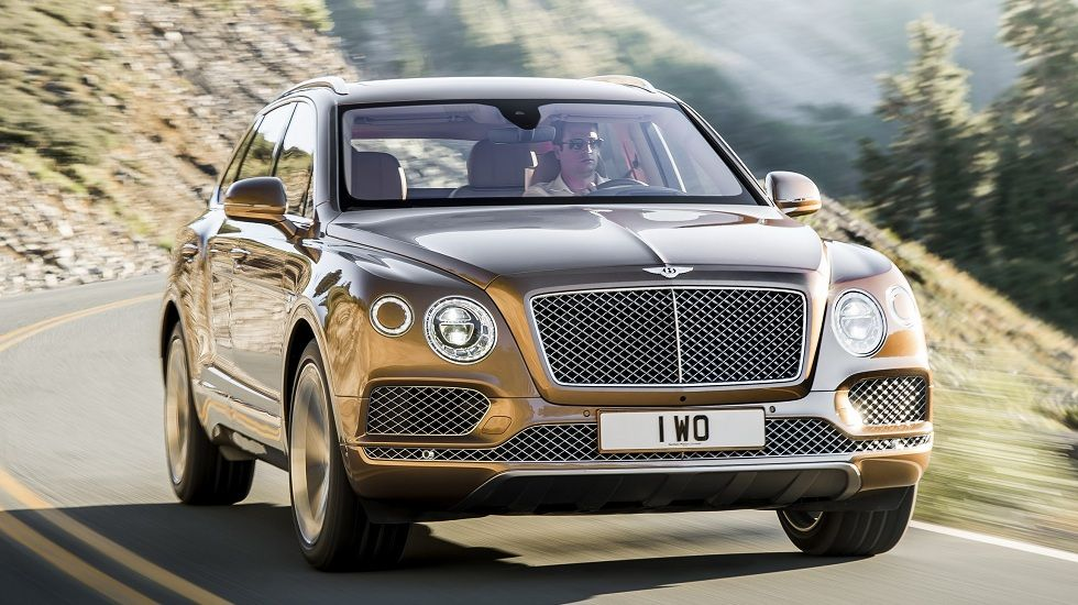 The New Bentley Bentayga Speed! World Fastest SUV