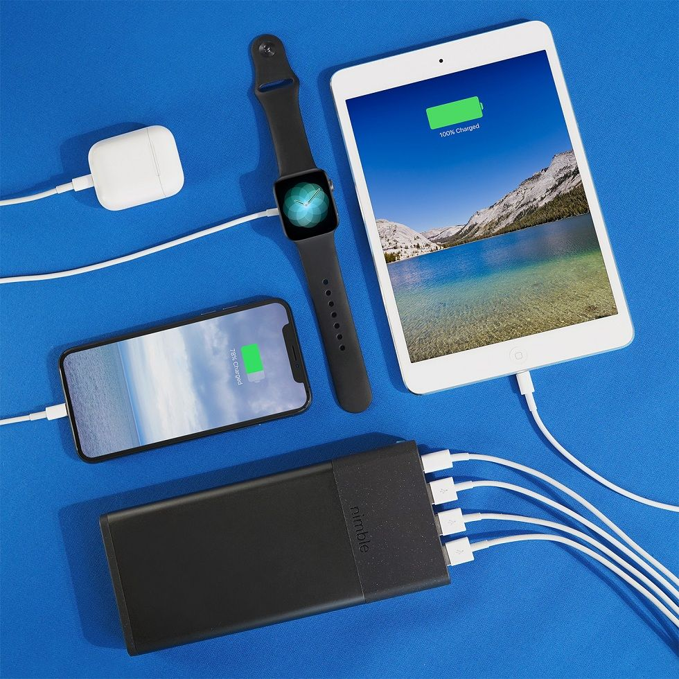 The Power Charger! Nimble 10 Days Charger