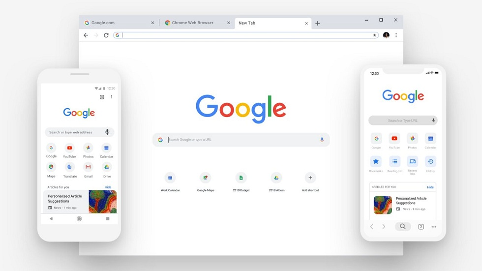 Google Chrome 73 to Allow More Controls