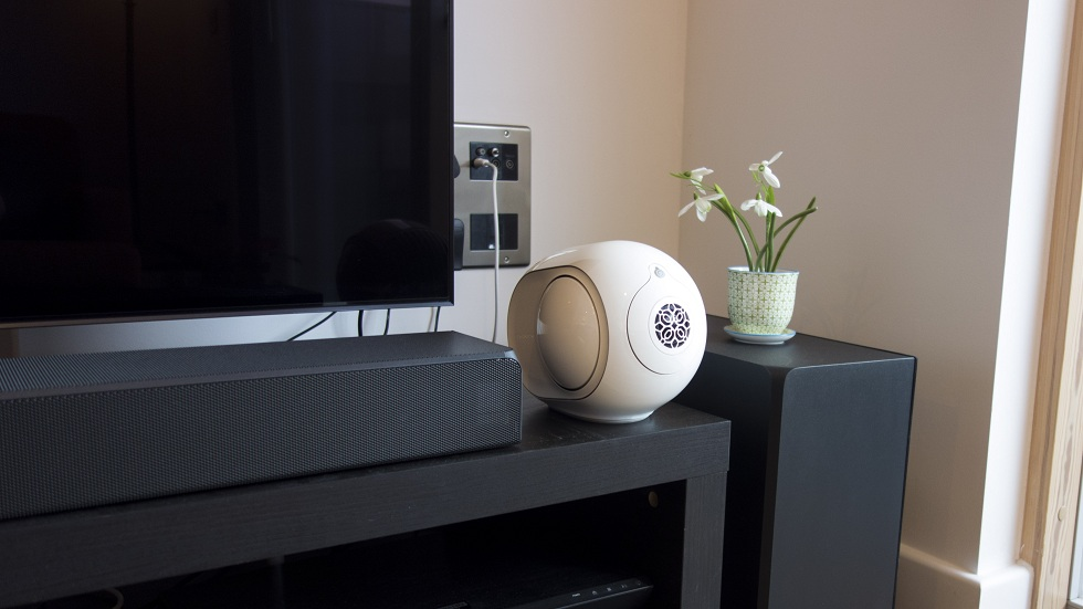 Devialet's Phantom Reactor! Your music partner