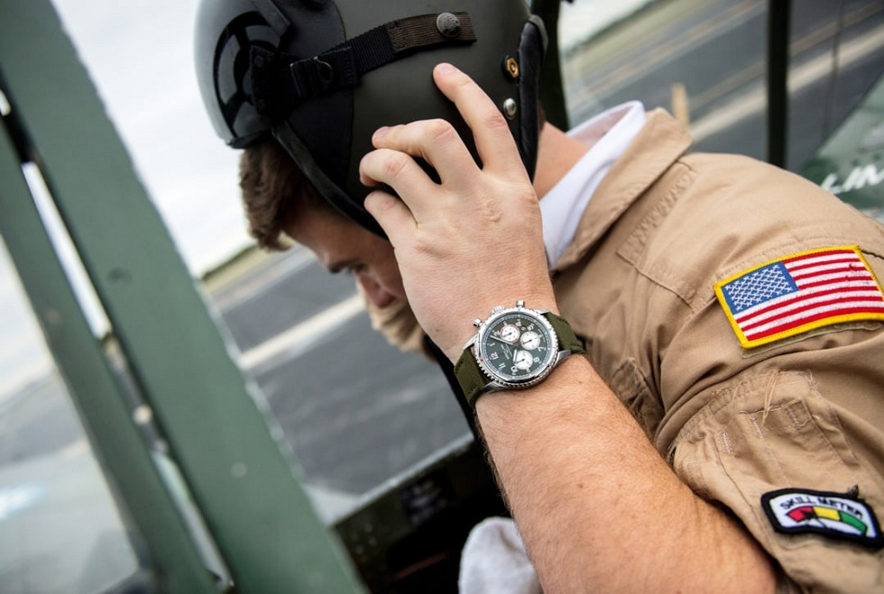 Breitling Curtiss Warhawk collection! The Forces Edition
