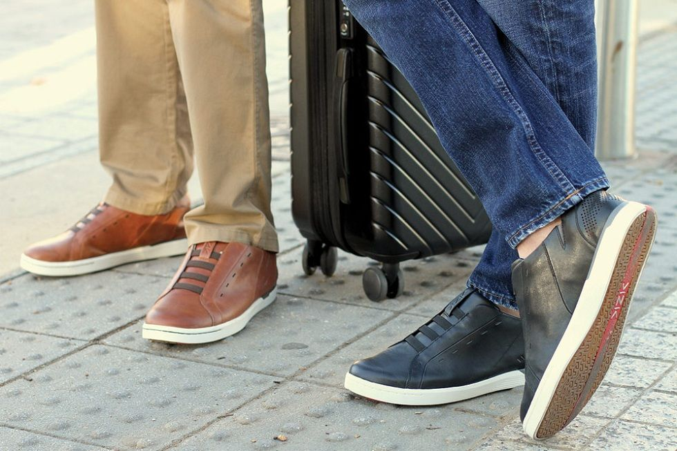 Tired of laces! Try Kizik's handsfree shoes