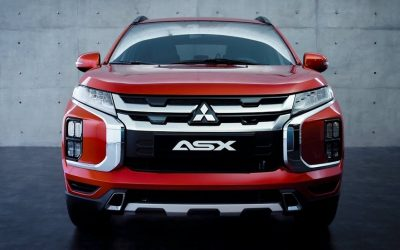 2020 Mitsubishi ASX! With a Facelift
