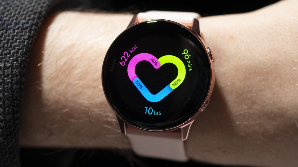 Samsung Galaxy Watch Active hands-on