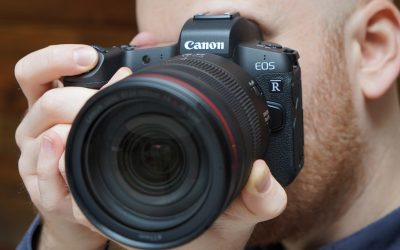 Canon EOS RP! Full-frame Mirrorless camera